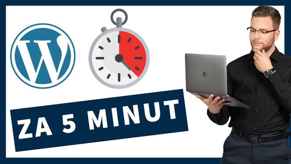 jak nainstalovat wordpress na pc za 5 minut